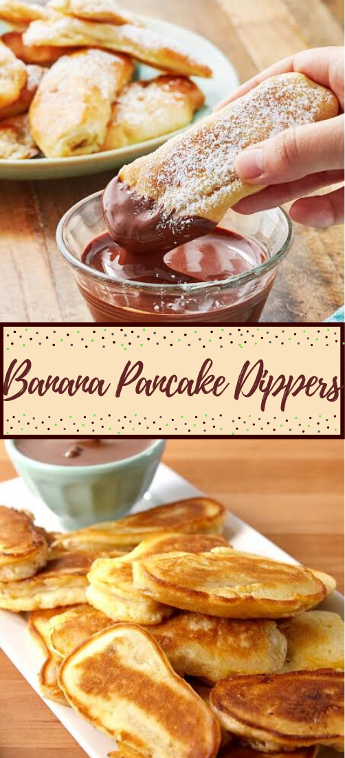 Banana Pancake Dippers #vegan #vegetarian #soup #breakfast #lunch