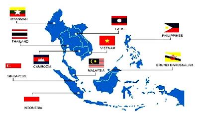 peta negara asean www.simplenews.me