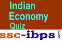 Economy Quiz For Railway And SSC CGL SSC CHSl Exams