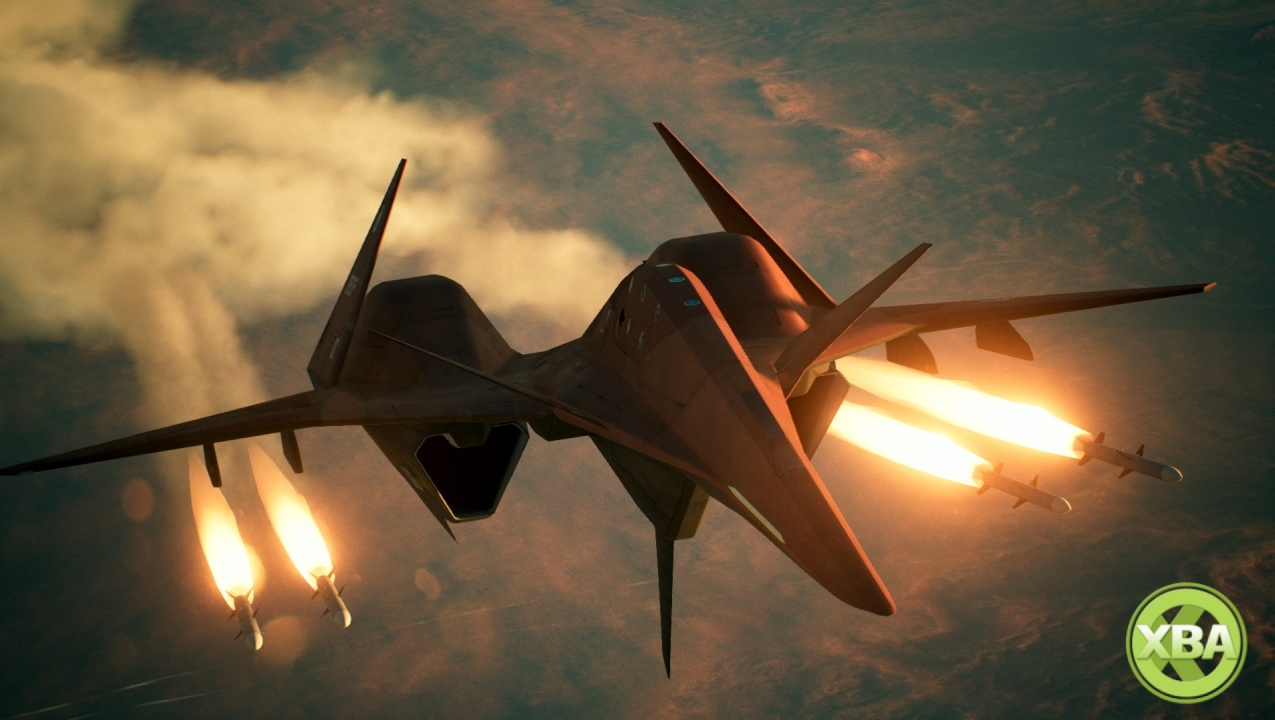 """""""EXPERIMENTAL AIRCRAFT SERIES"""" DLC PACKAGE LANDS TODAY FOR ACE COMBAT 7: SKIES UNKNOWN"""