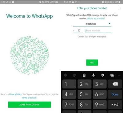 Cara Membuka WhatsApp yang Diblokir Tanpa Ganti Nomor 3