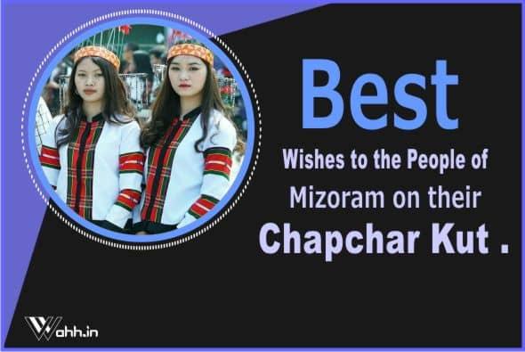 Chapchar Kut Wishes