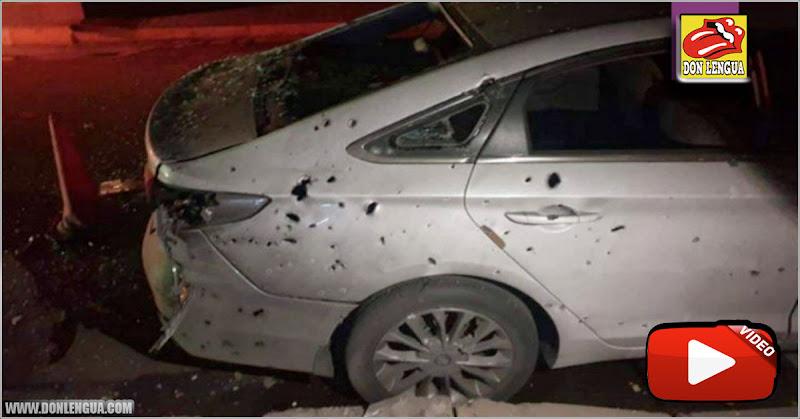 Misiles que cayeron en Bagdad solo dejaron un par de heridos y muchos daños materiales
