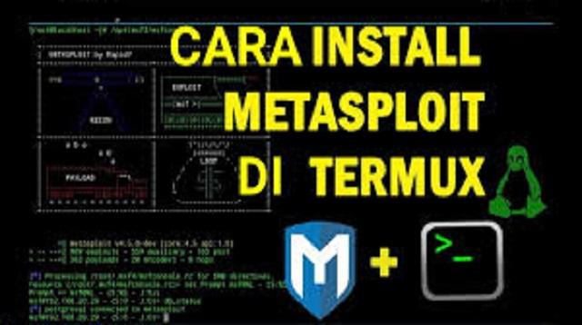 Cara Install Metasploit di Termux