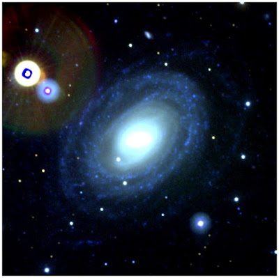 Image is a type 1a supernova. Dark energy is one of the rescuing devices for the Big Bang. New research causes serious problems for secularists.