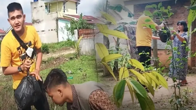 Prank Berikan Daging Qurban Ternyata Berisi Sampah, Youtuber Diamankan Polisi