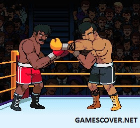 Play Online Big Shot Boxing Game
