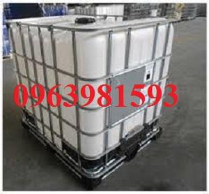 Cung cấp dụng cụ chứa, bồn chứa hóa chất, tank nhựa 1000 lít giá rẻ