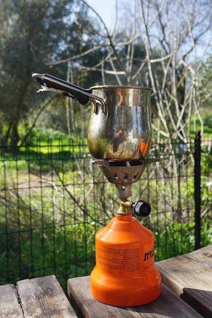 """פק""""ל קפה בטבע"""