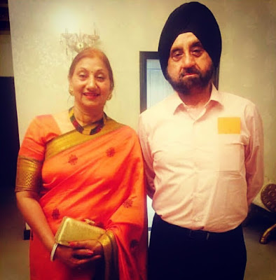 Honey Singh Wishes Happy Bday to Mom Dad