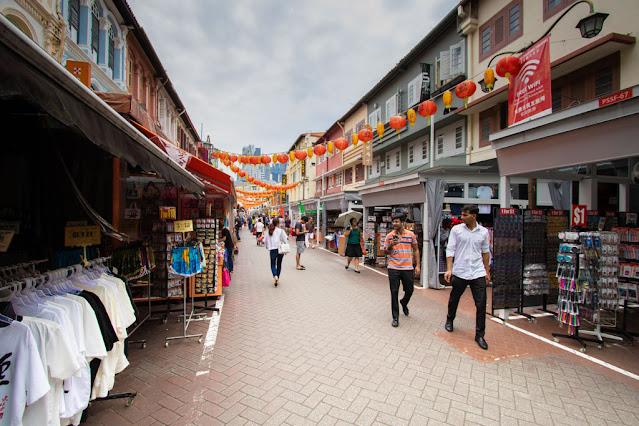 Pagoda street-Chinatown-Singapore