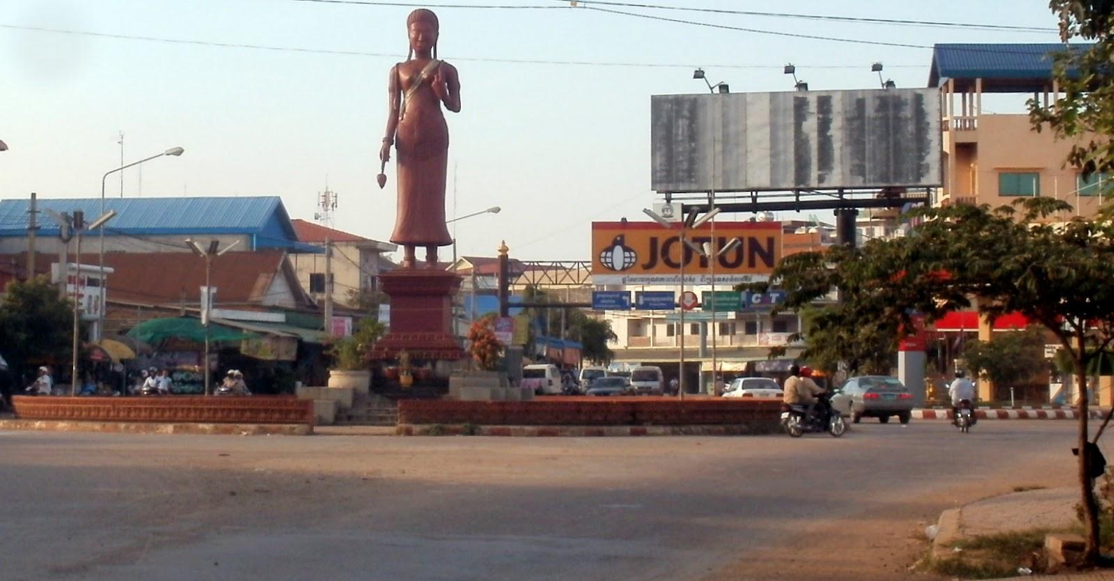 Vicky In Cambodia Sundays In Sisophon
