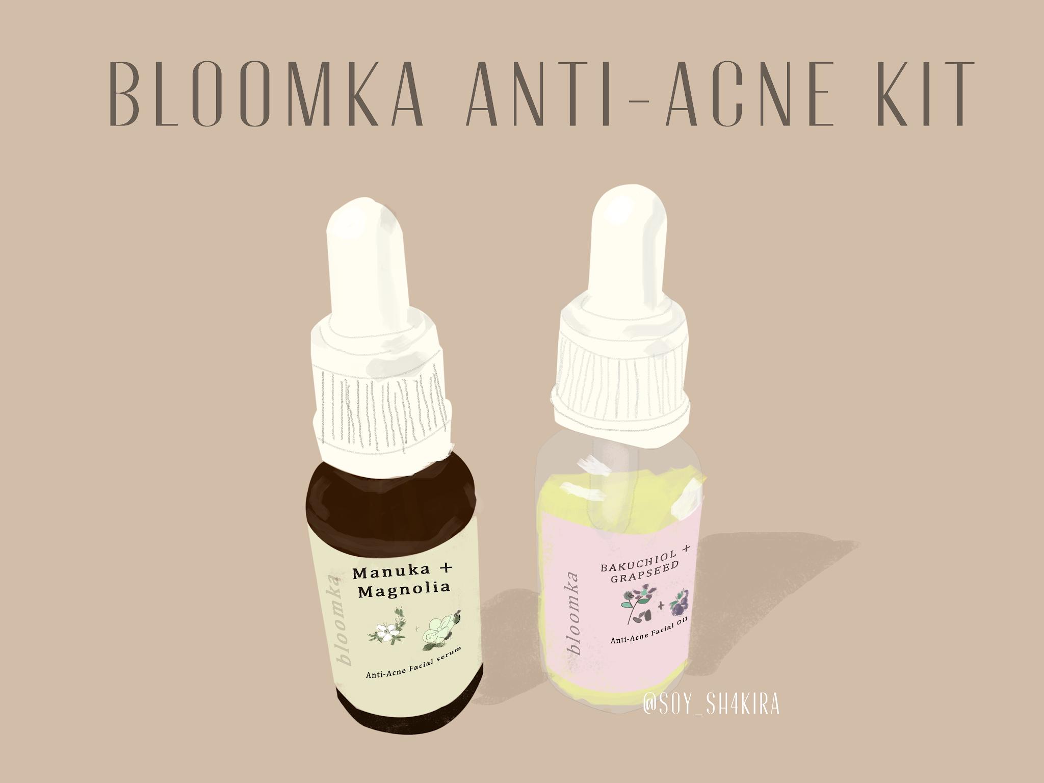 Bloomka Anti-Acne Kit