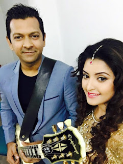 Pori Moni Bangladeshi Actress Biography, Hot HD Photos With Singer Tahsan Rahman Khan
