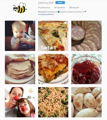 @beemychef en Instagram