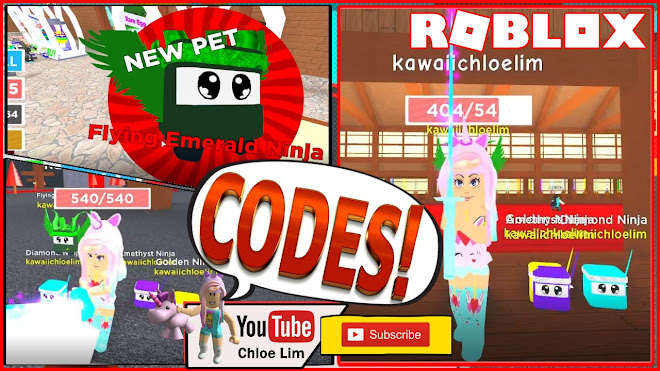 Roblox Ninja Masters Gameplay! 3 Working Codes! How To KILL