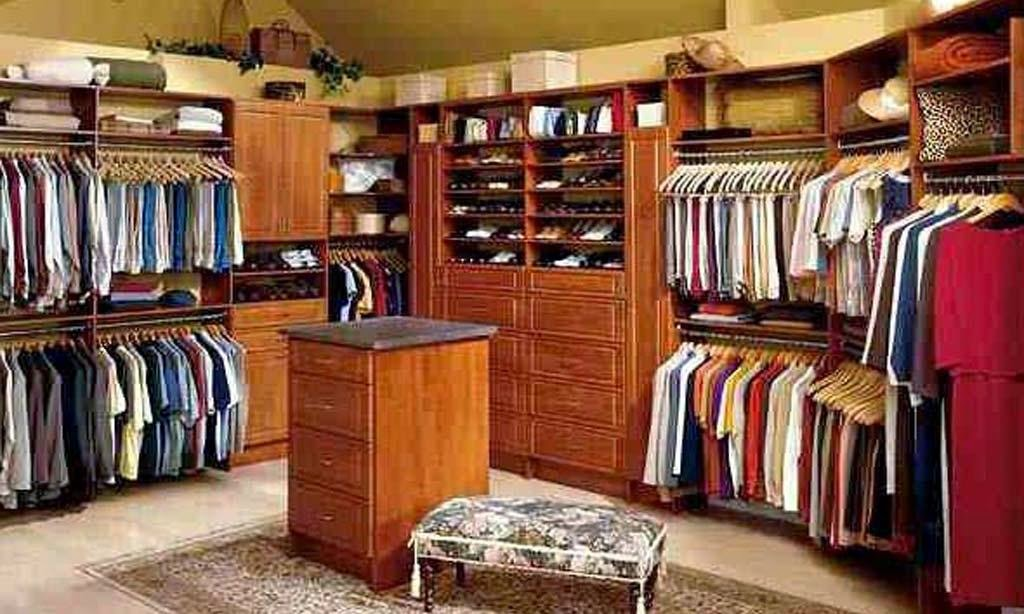 walk in closet organization ideas - Closet organization ideas for small walk in closets