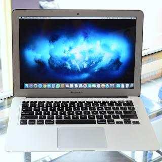 Jual Macbook Air Core i7 Mid 2012 13-Inch Malang