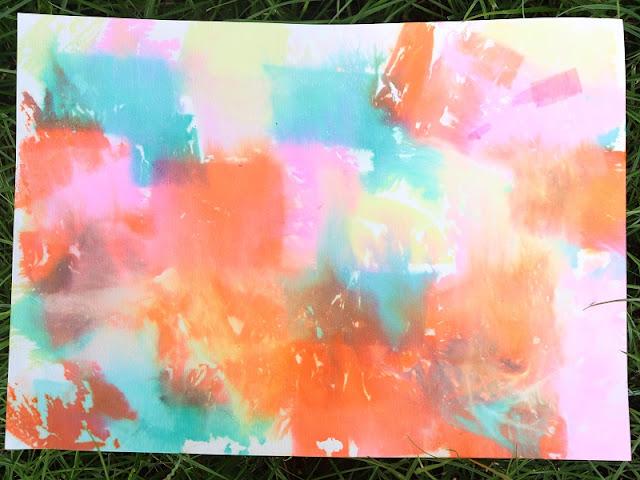 peinture-papier-crepon