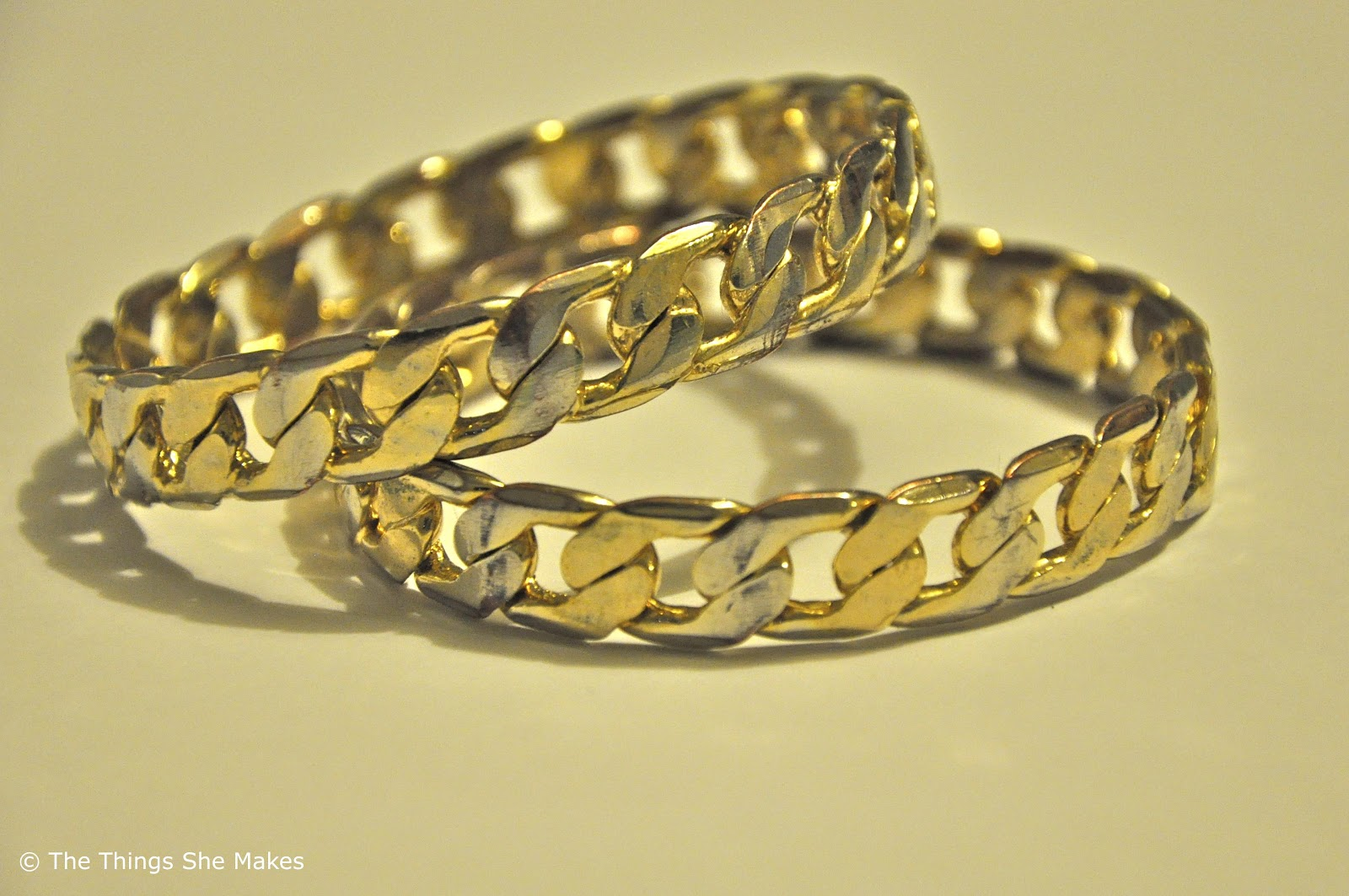 how to make things from bangles