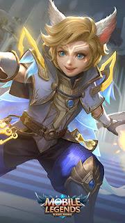 Harith Lightborn Inspirer Heroes Mage of Skins