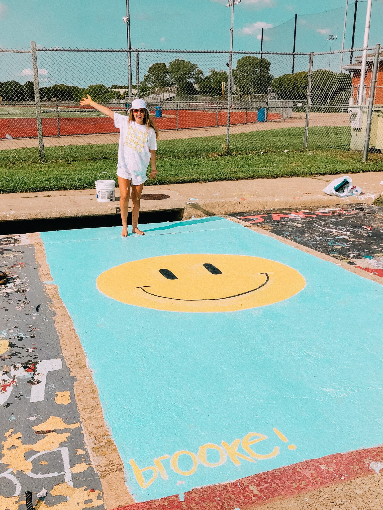 Everything You Need To Know About Painting A Senior Parking Spot
