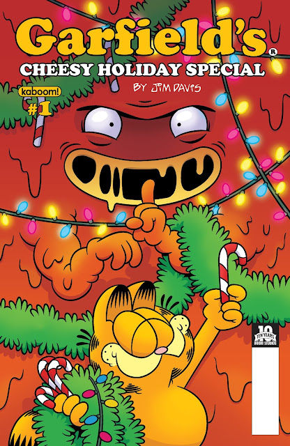 Garfield's Cheesy Holiday Special #1