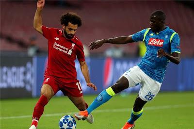 مشاهدة مباراة ليفربول ونابولي بث مباشر اليوم 27-11-2019 في دوري ابطال اوروبا