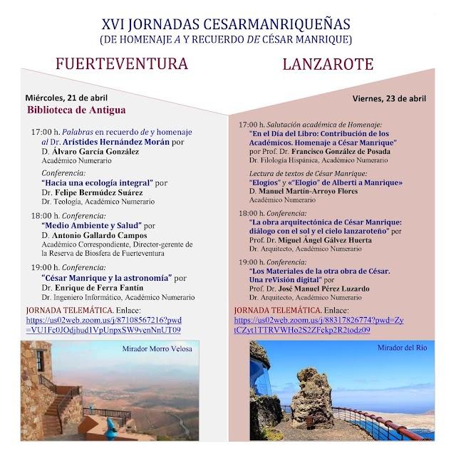 Antigua colabora con la Academia de Ciencias, Ingenierías y Humanidades de Lanzarote en Fuerteventura