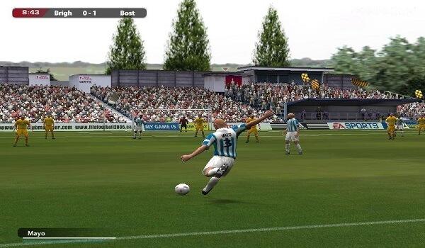 تحميل لعبة فيفا 2005