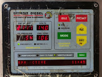 Engine RPM Settings using Detroit Diesel Diagnostic Link (DDDL) Software