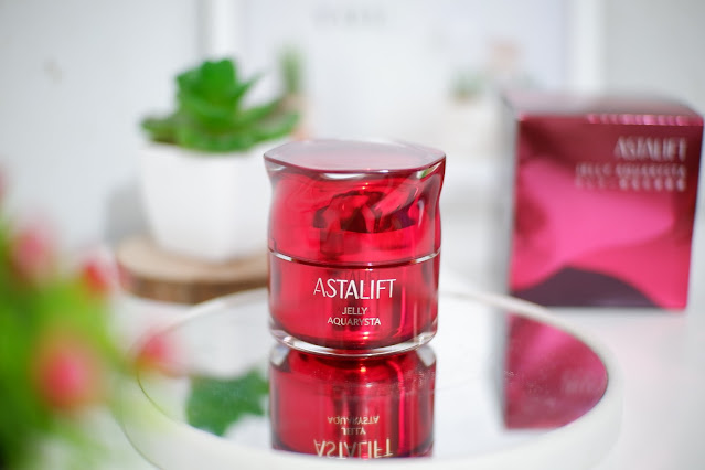 Review Astalift Jelly Aquarysta