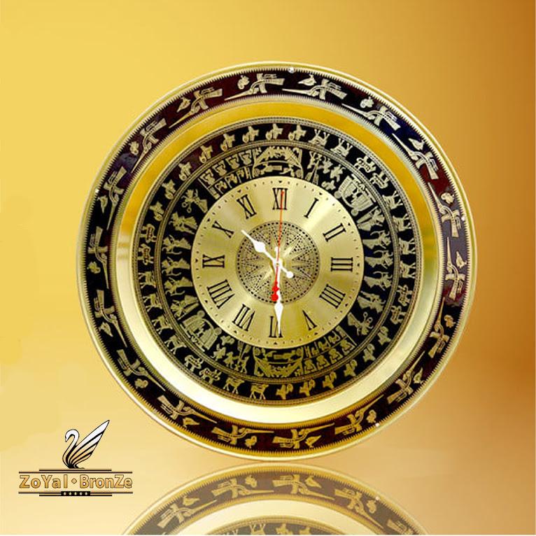 [A117] Mặt trống đồng Ngọc Lũ - Quà tặng đối tác cao cấp