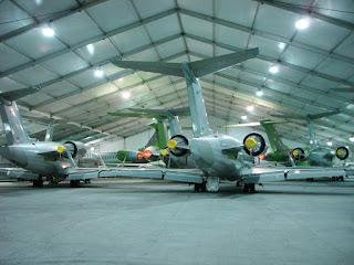 tenda gudang hangar pesawat tenda roder