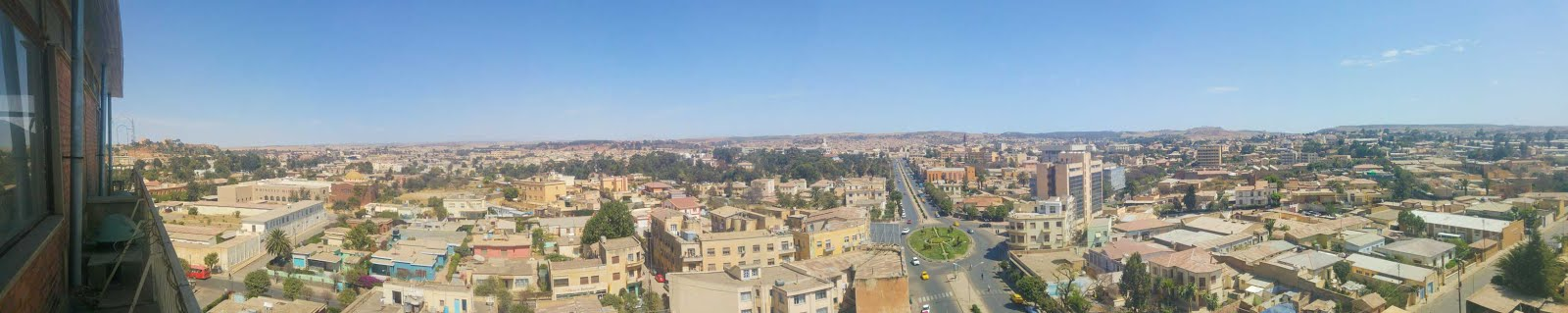 <&#039;Asmara is one of the most charming cities I have ever visited&#039;: Norwegian Tourist