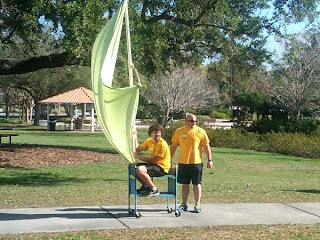 Pop-Up Adventure Play in the Sun... Largo, Florida!