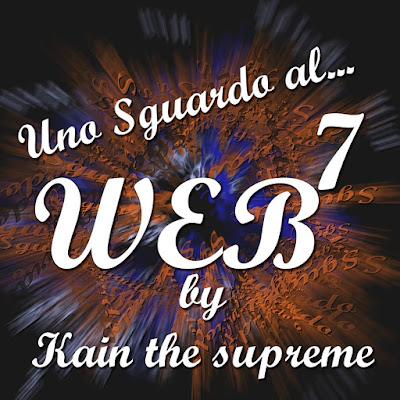 Uno sguardo al #web N° 7