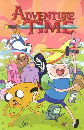 Adventure Time Volume 2