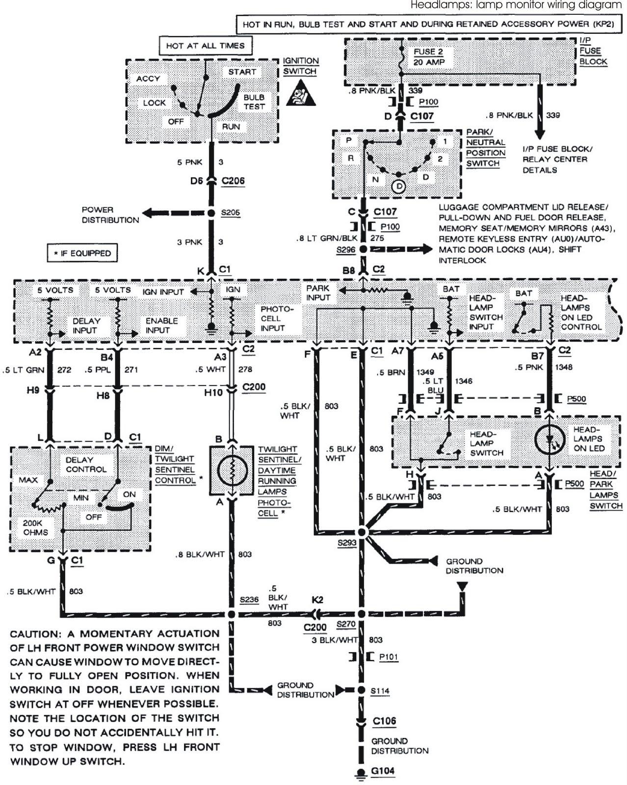 Charmant Freie Buick Schaltpläne Bilder - Schaltplan Serie Circuit ...