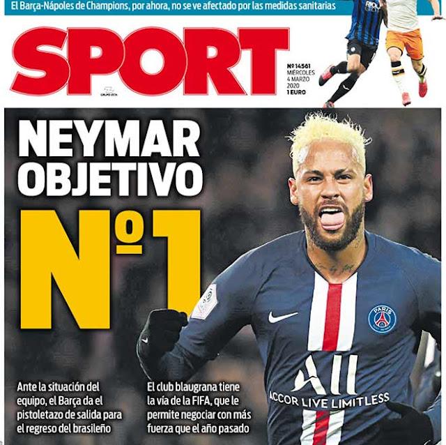 """Barcelona giở chiêu giữ Messi: Mua Neymar tái lập bộ ba """"hủy diệt"""""""