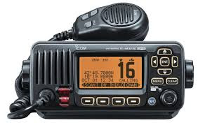 Alat komunikasi Marine VHF Radio keadaan darurat dikapal