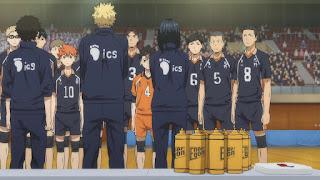 ハイキュー!! アニメ 3期1話   烏野高校   Karasuno vs Shiratorizawa   HAIKYU!! Season3