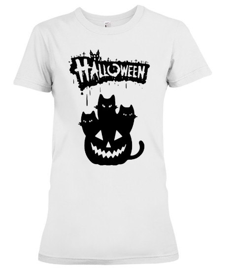 Halloween Pumpkin Cats Halloween Pumpkin Cats T Shirt Hoodie Sweatshirt. GET IT HERE