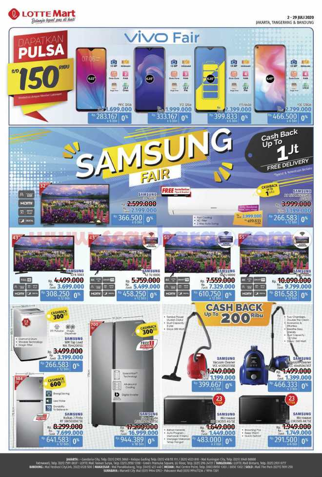 Katalog Promo Lottemart Periode 2 - 29 Juli 2020 4