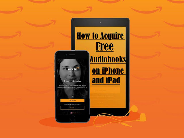 How to Acquire Free Audiobooks on iPhone and iPad