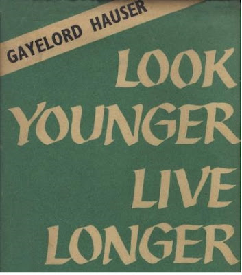 Look Younger, Live Longer PDF book 1981 by Gayelord Hauser