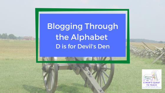 photo of Devil's Den Gettysburg NMP