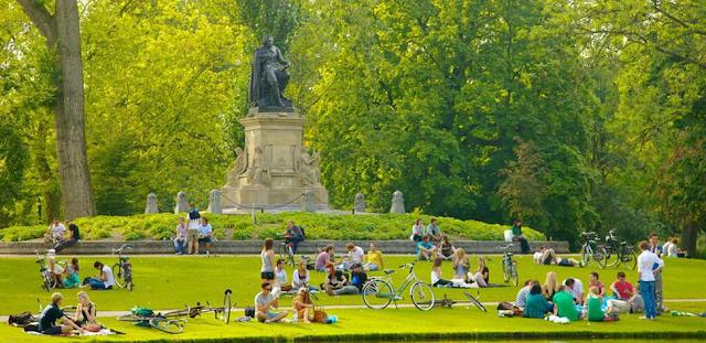 Taman Kota Tercantik di Dunia !