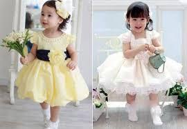 Model Dress Anak Perempuan Umur 1 Tahun Princess Terbaru