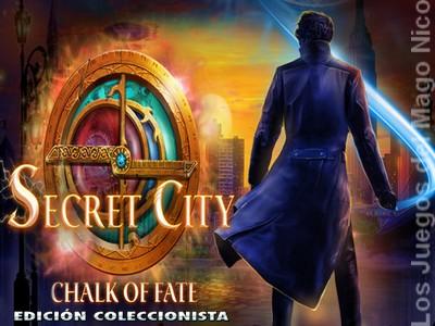 SECRET CITY: CHALK OF FATE - Guía del juego y vídeo guía 6